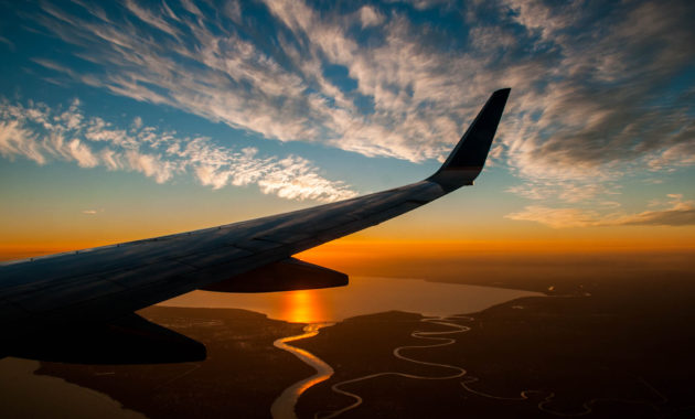 Window Seat Gives You Perfect Areal Overviews
