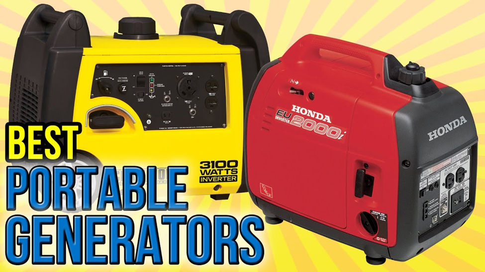 The Benefits & Usages of Renting a Portable Generator