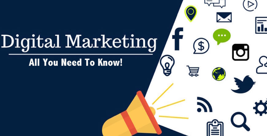 Digital Marketing – Things You Need  To Know