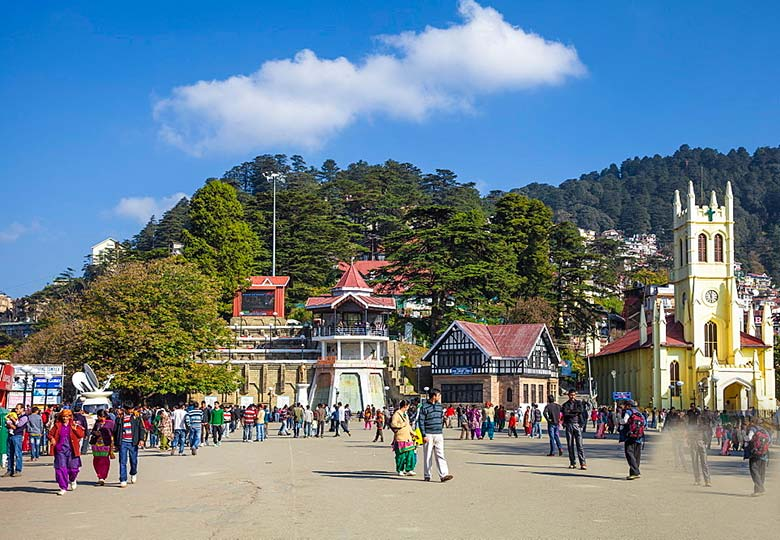 Top 5 Tourist places to Visit in Shimla 2020 Tourist places in Shimla