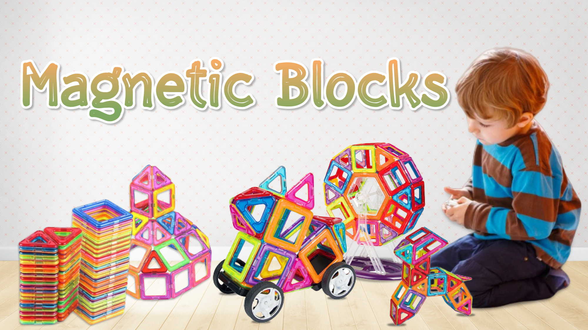 What are the Educational Benefits of Magnetic Blocks