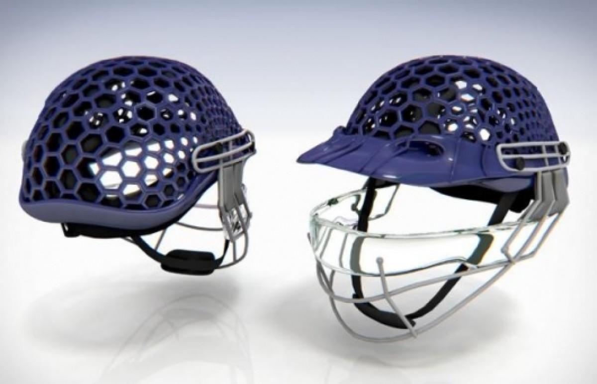 SS Cricket Prince Helmet Navy Blue Color