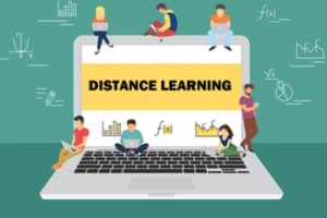 Distance Education Program for High School Students