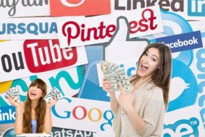 The Best Ways To Make Money Using Social Media