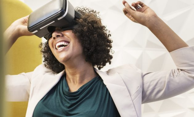 vr-african-american-afro-american-amused-amusement