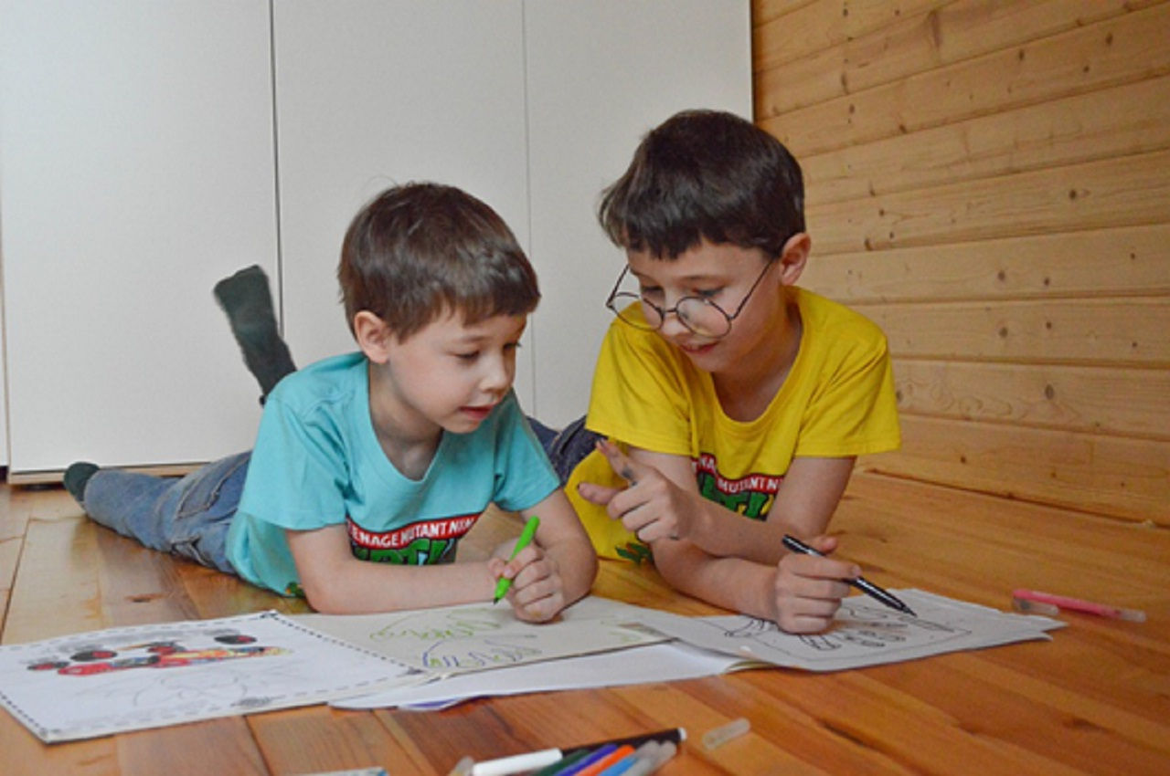 Keeping Kids Learning at Home during Covid-19 Crises