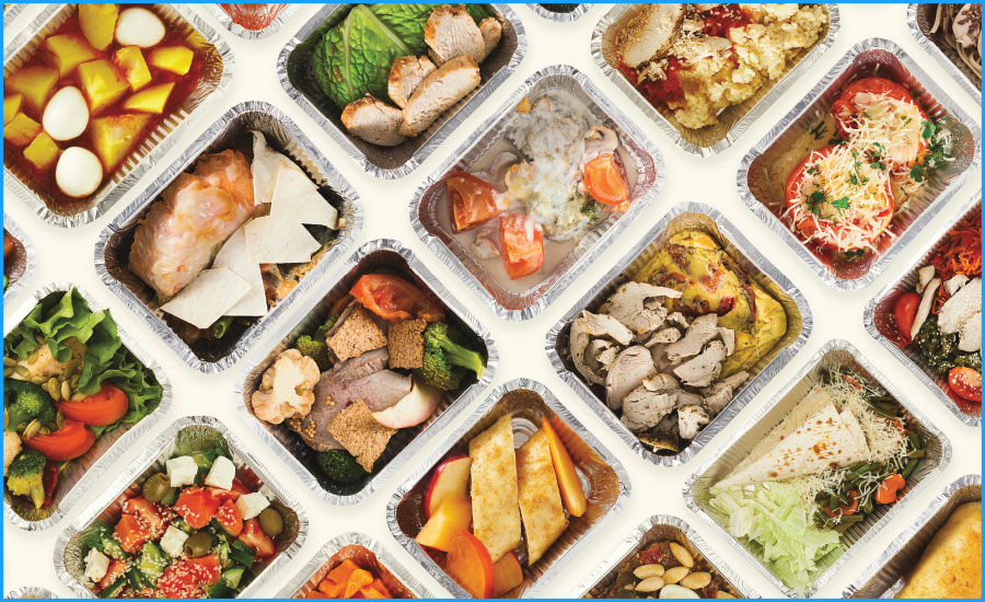 Packaging Frozen Food