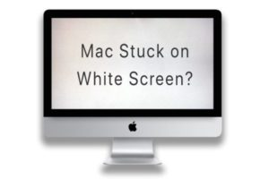 How to Troubleshoot MacBook& iMac Black Screen of Death?