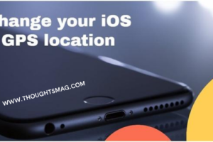 Change your iOS GPS location with complete details