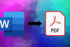 3 Tips on How to Convert Word to PDF