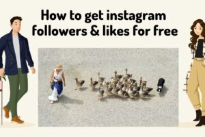How to get instagram followers and likes for free