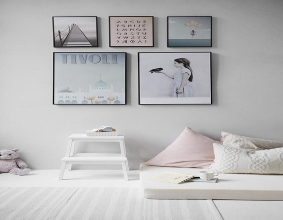 Decide on home decoration