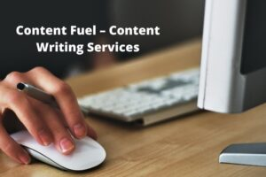 Content Fuel – Content Writing Services