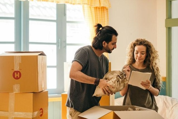 Moving In With Your Partner