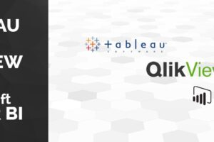 Qlik Sense vs Power BI vs Tableau – Which Is Best for You?