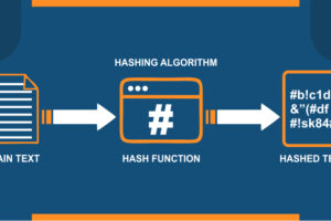 An additional layer of Security-Hashing Algorithm