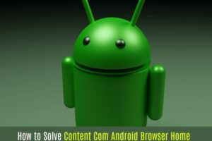What is content://com.android.browser.home/