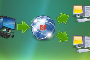 What different types of internet service providers are there?