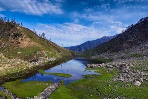 Kareri Lake Trek in Himachal Pradesh