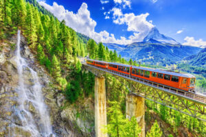 Top 5 tourist attractions in Switzerland