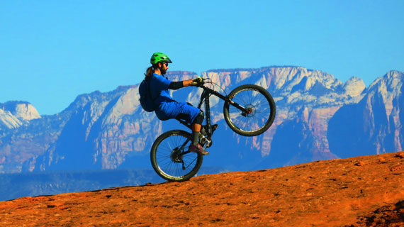 best bike trails in Utah