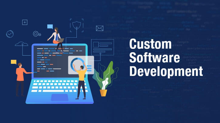Custom Software Development – The Effective Method for Developing Business Apps