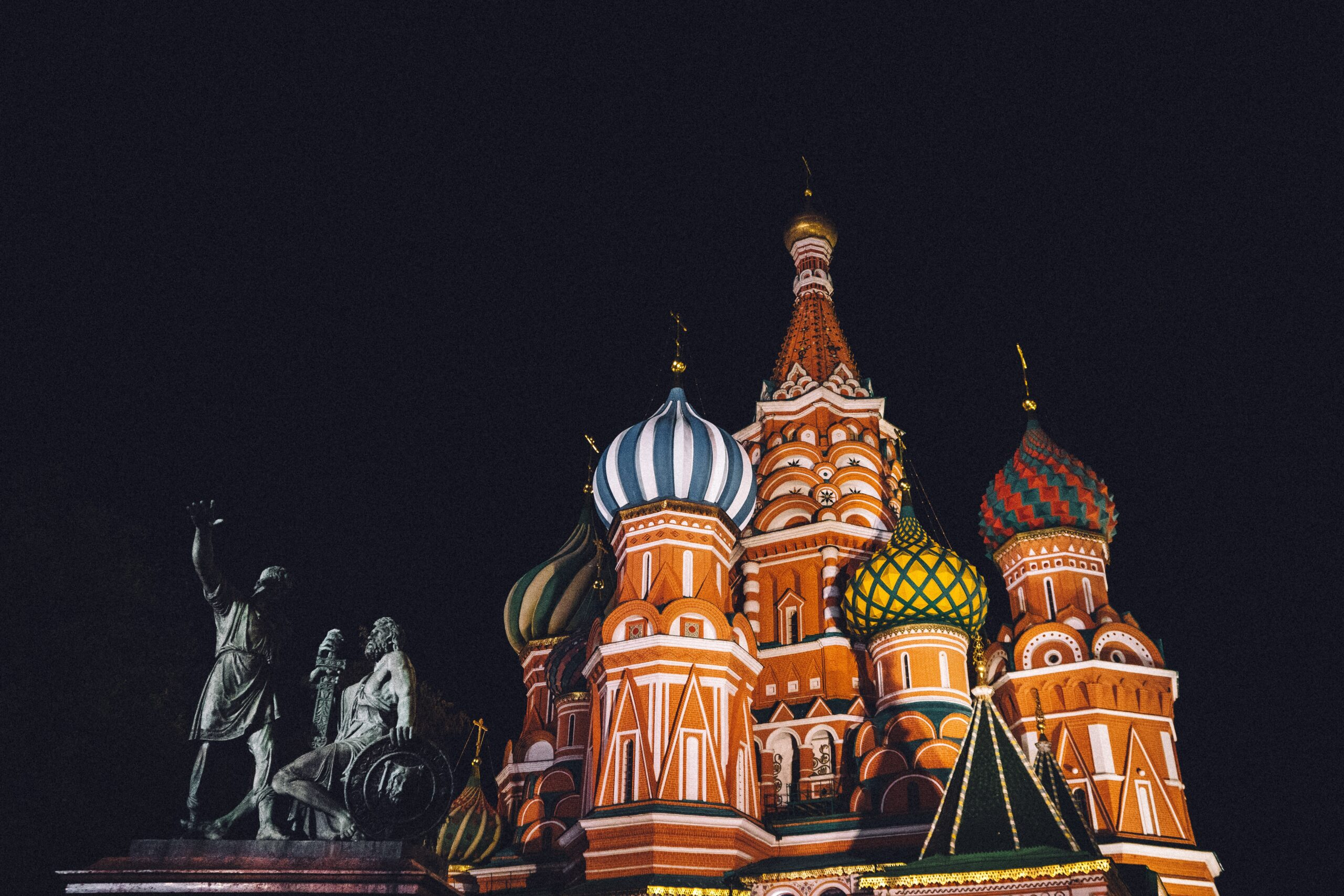 St Basil's Cathedral - Architecture
