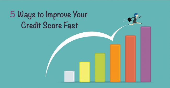 5 Effective Ways to Boost Your Credit Score Fast